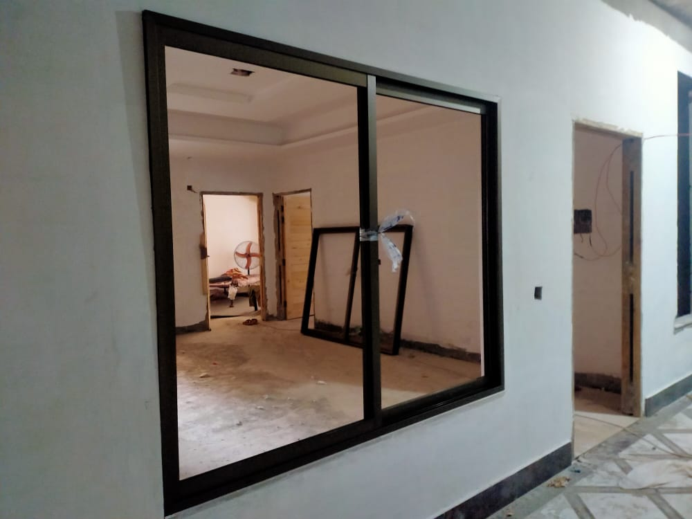 Islamabad Comforts Flat Under Construction